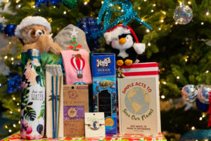 Holiday Gifts under Tree